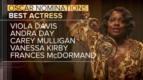 Oscars News & Videos - ABC News