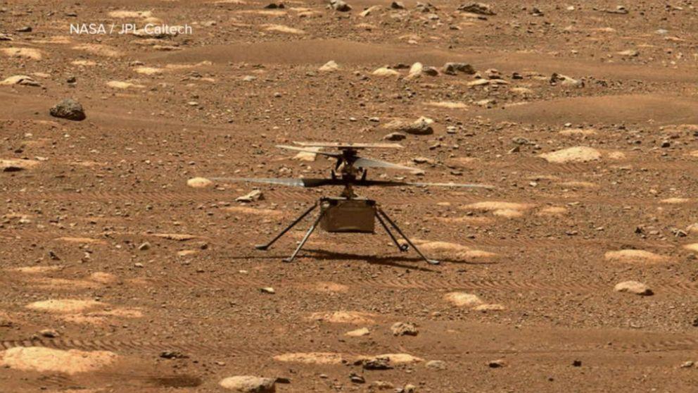 NASA 2 days away from historic Mars flight