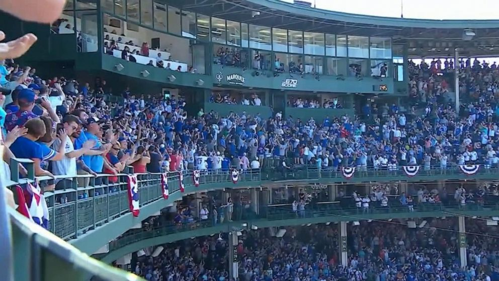 Several Large cities opening businesses and sporting events to full capacity