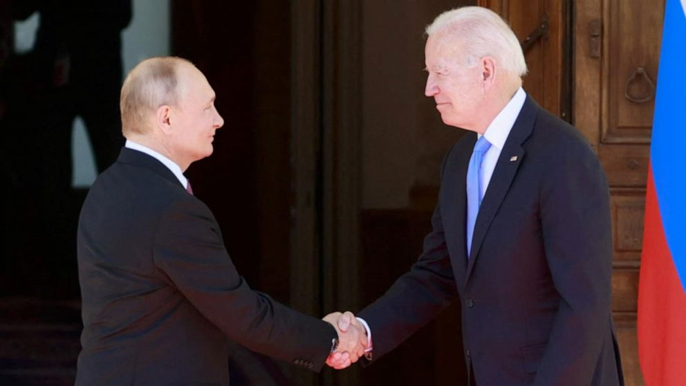 Both Biden, Putin say summit was productive
