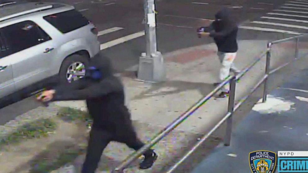 New York City mass shooting called 'brazen coordinated attack'
