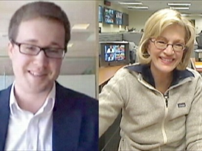 VIDEO: Diane Sawyer talks to Jesse Jenkins about China and the clean energy race.