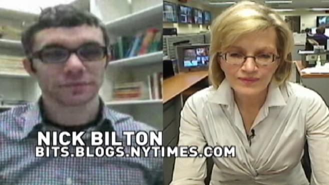 VIDEO: Diane Sawyer chats with Nick Bilton about Google Buzz
