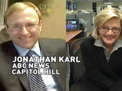 VIDEO: Diane Sawyer chats with ABCs Jon Karl about Capitol Hill