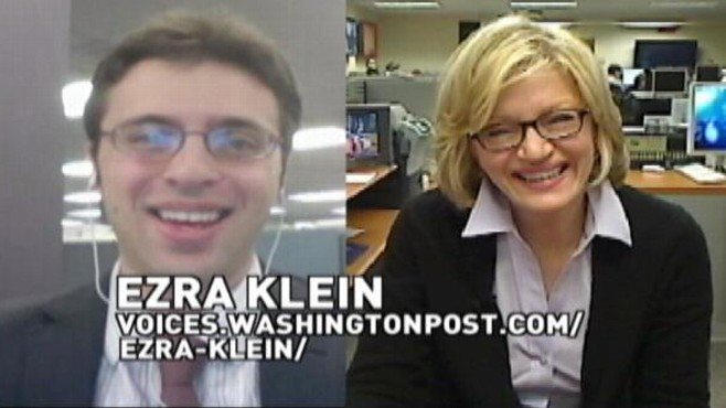 VIDEO: Diane Sawyer and Ezra Klein Discuss the Middle Class