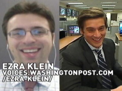 VIDEO: ABCs David Muir chats with Ezra Klein health care reform