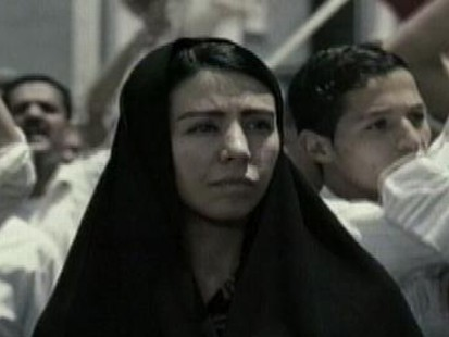 VIDEO: Iranian filmmaker Shirin Neshat talks ABCs Sharyn Alfonsi about her new film.