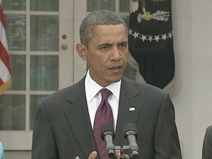 VIDEO: President Obama set to unveil his latest economic rescue plan in Ohio.