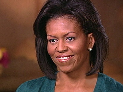 VIDEO: Michelle Obama on Maintaining Normalcy