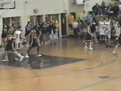 VIDEO: Revisiting the game that changed a young autistic basketball players life.