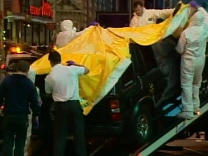 VIDEO:Mayor on Time Square Bomb: We Are Very Lucky