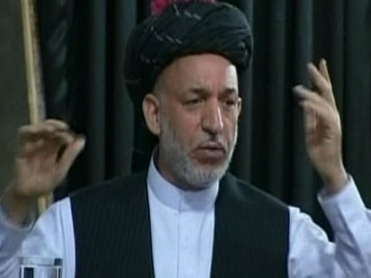 VIDEO:U.S. Battles for Control of Kandahar