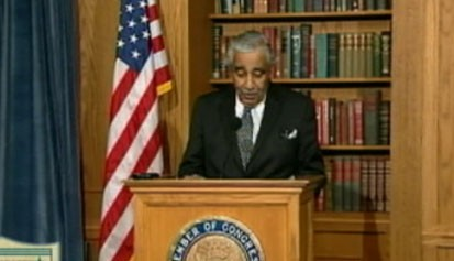 VIDEO:Rangel Another Drag on Democrats, Agenda