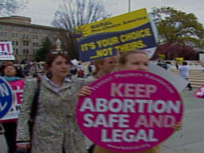 VIDEO: The Abortion Debate Continues