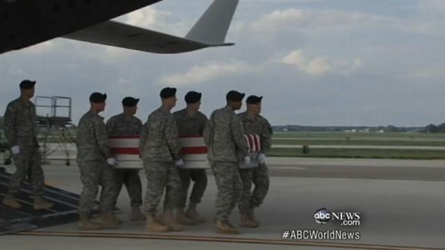 VIDEO: Shooter dressed in Afghan uniform attacks U.S. Marines training soldiers.