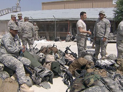 VIDEO: Troop Surge Under Way in Afghanistan