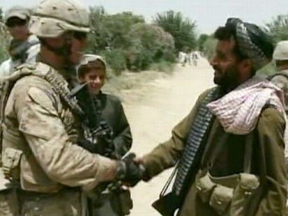 VIDEO: Miguel Marquez reports on one of the key battlegrounds in the Afghanistan war.