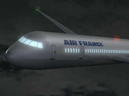 VIDEO: Debris confirms flight 447 crash
