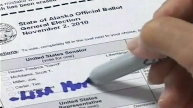 VIDEO: Alaskas Lisa Murkowski was defeated by Tea Partys Joe Miller in GOP primary.