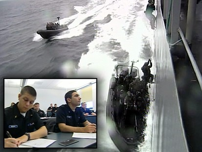 VIDEO: Combating Maritime Piracy