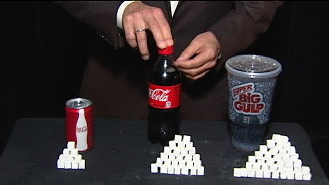 how much sugar alcohol is in diet coke