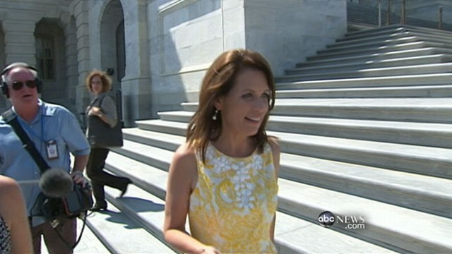 VIDEO: Christian counseling center of Michele Bachmanns husband denounced.