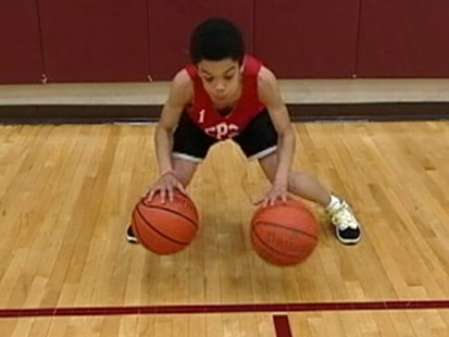 VIDEO: Jaylin Fleming regarded by many as nations best 10-year-old basketball player.