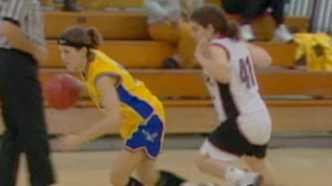 VIDEO: Brain injuries from basketball are on the rise in teens and adolescents.
