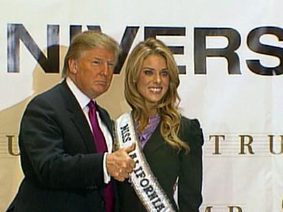 VIDEO: Miss California Keeps Her Crown