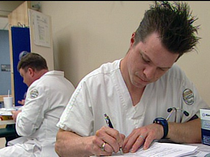 VIDEO: Health Care Offers Autoworkers Second Chance