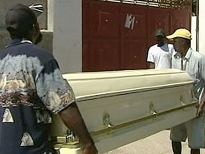 VIDEO: Dr. Richard Besser reports on the cholera outbreak thats already killed 259.