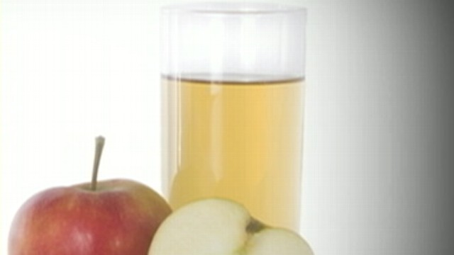 High Levels of Arsenic Found in Some Apple Juices