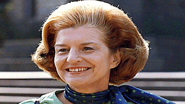 Betty Ford Remembered