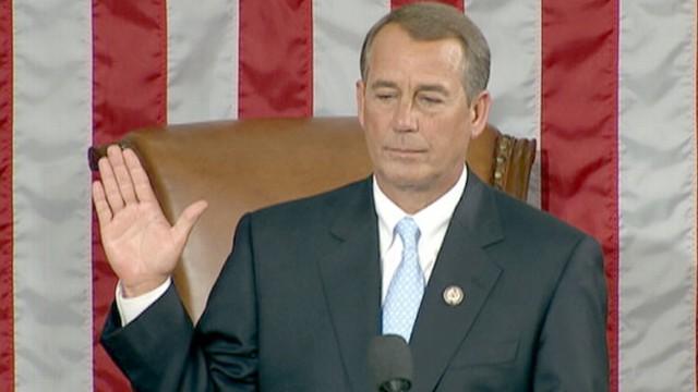 VIDEO: John Boehner