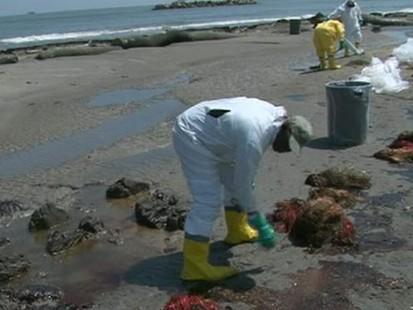VIDEO: Tony Hayward on the Oil Leak