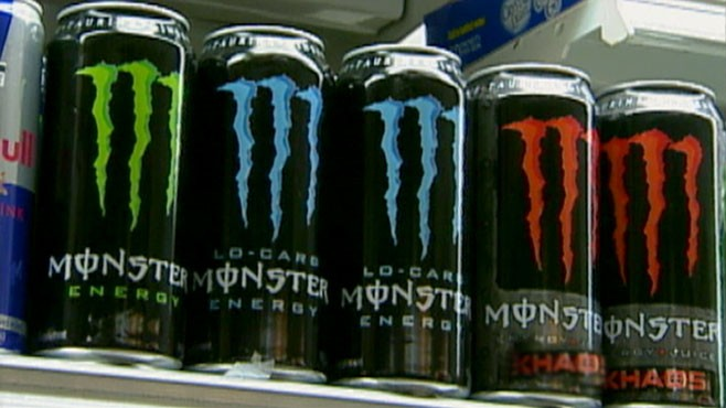VIDEO: There are new worries about the amount of caffeine in the popular drinks.