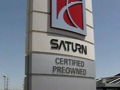 VIDEO: GM Sells Saturn brand to Penske