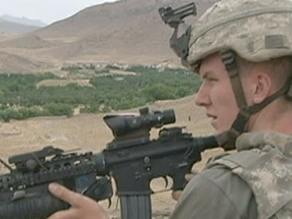 VIDEO: October 2009 has become the deadliest month of the war.