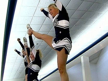 VIDEO: Diverse Cheerleading Squads Unite