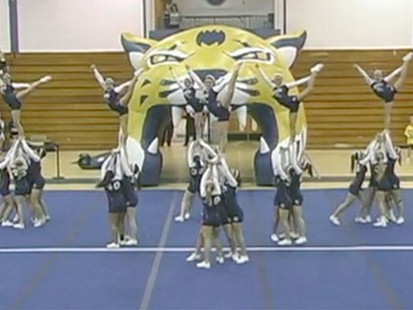 VIDEO: Is Cheerleading a Sport?