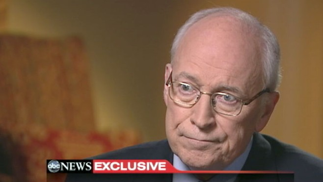 VIDEO: Jon Karls exclusive interview with the former vice president.
