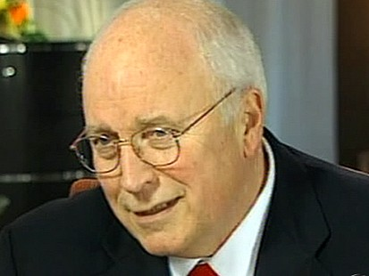 VIDEO: Was Vice President Cheney Disappointed by President Bush?