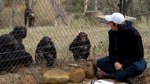 Andrew Oberle: Chimp Attack Victim Was Standing In