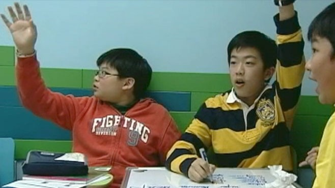 VIDEO: New test scores show Chinese students are miles ahead of American kids.
