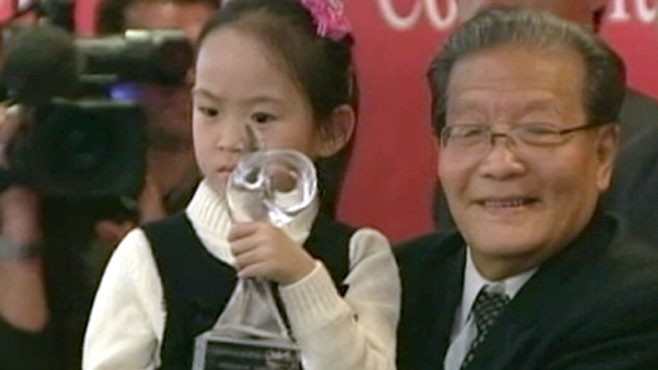 VIDEO: Beijing tries to steer attention from the career of Liu Xiao, Nobel recipient.