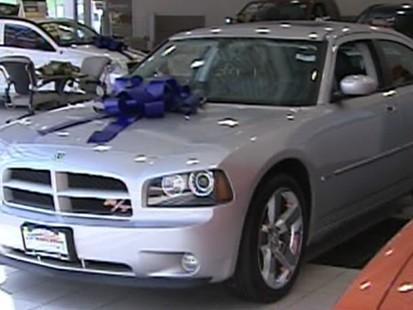 VIDEO: Chrysler fire sale