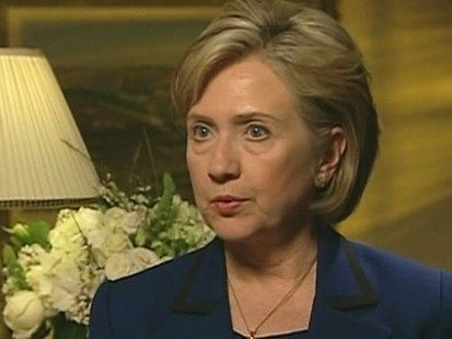 VIDEO: Hillary Clinton