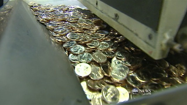 VIDEO: Federal government mints coins that nobody uses.