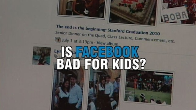 VIDEO: Dr. Larry Rosen talks Facebook pros and cons.