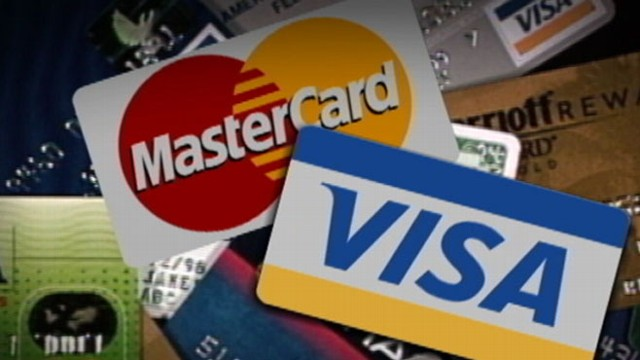VIDEO: Customers could face higher prices when shopping with their credit card.